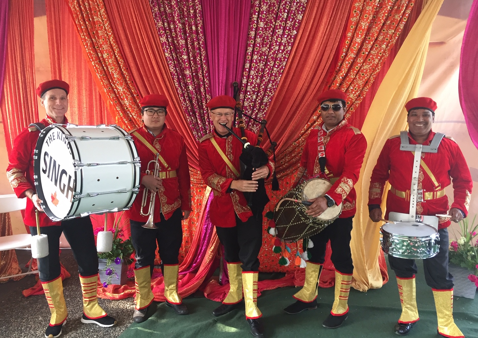 Punjabi Parade Band